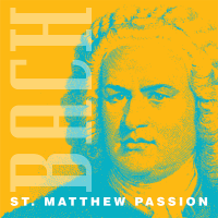 Bach Fest: St Matthew Passion with Divine Beauty Lecture   Sunday Performance